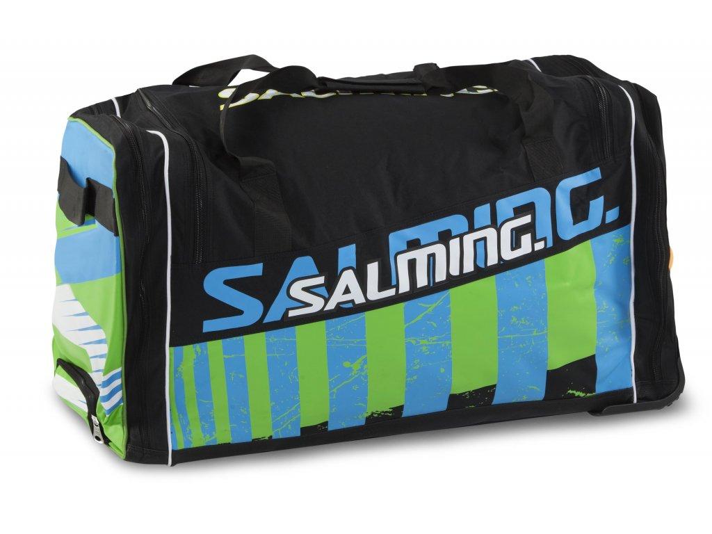 8846 salming wheelbag ink jr 120l