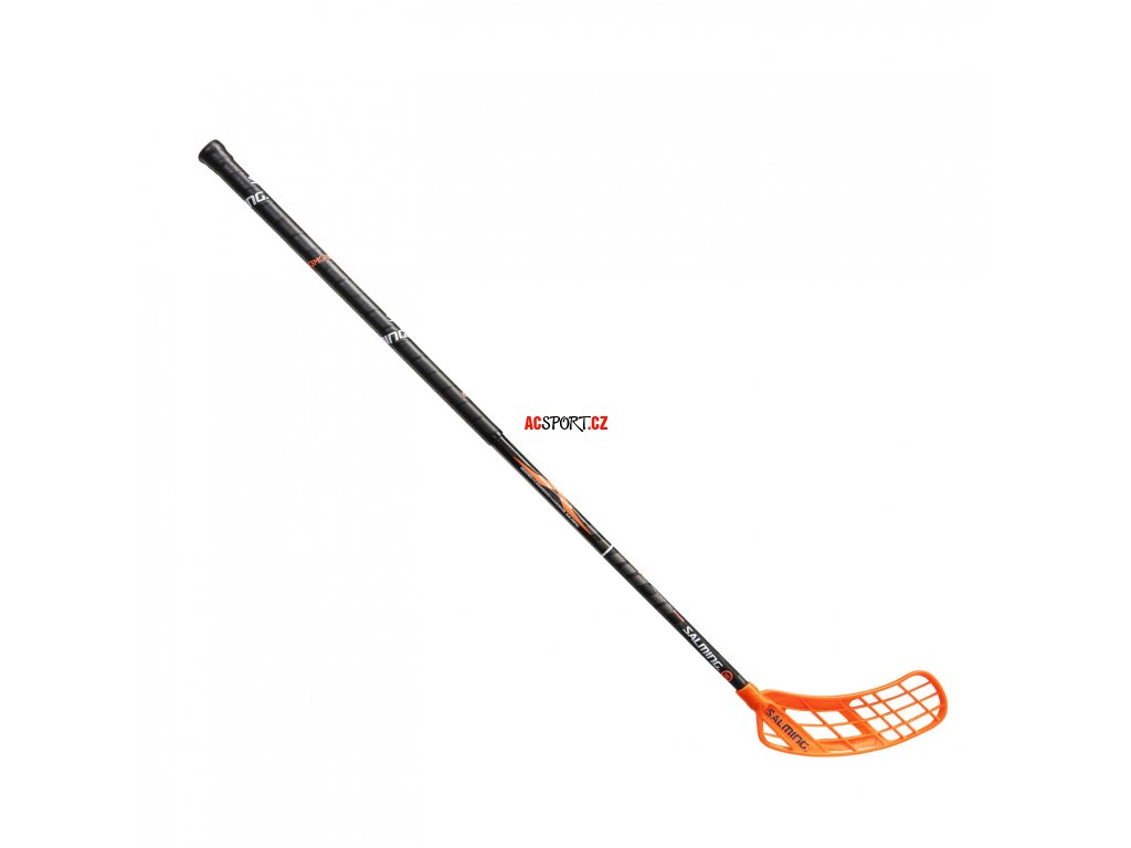 Salming Q3 X-Shaft KickZone (Délka 111 (100) cm, Strana Pravá)