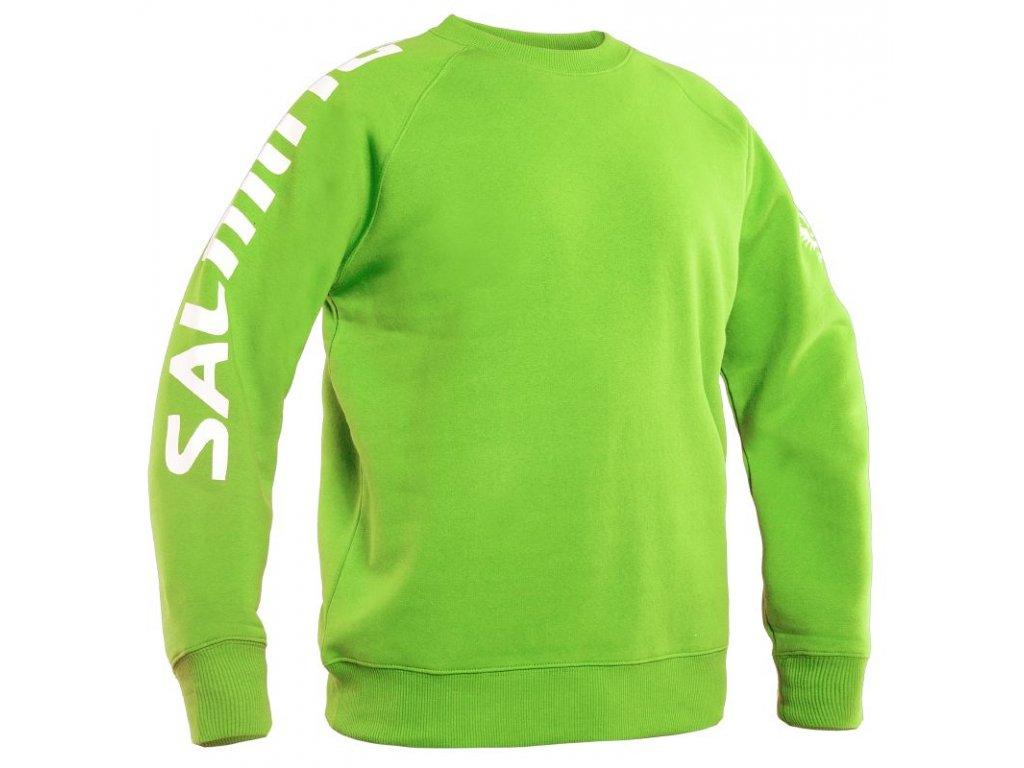 Salming Warm Up Jersey (Barva Zelená, Velikost XXL)