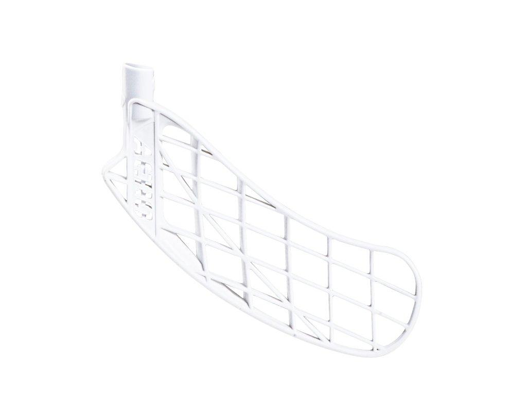 Salming Aero (Barva Bílá, Materiál Endurance - středně tvrdá, Strana Pravá)