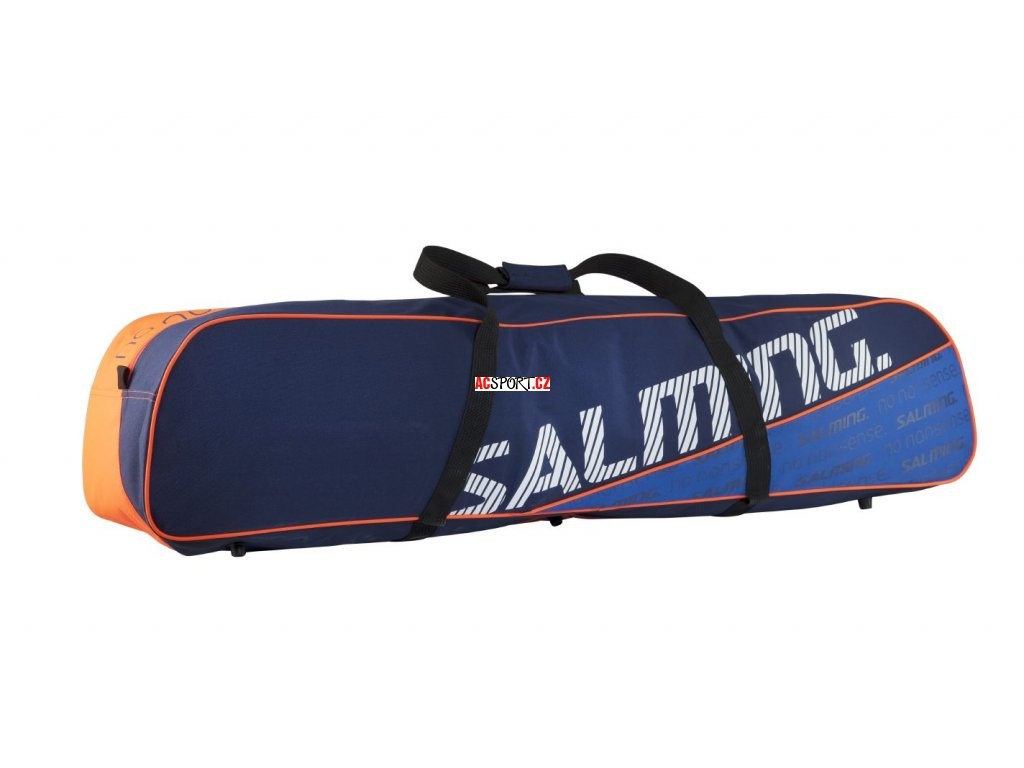9515 salming tour toolbag navy orange