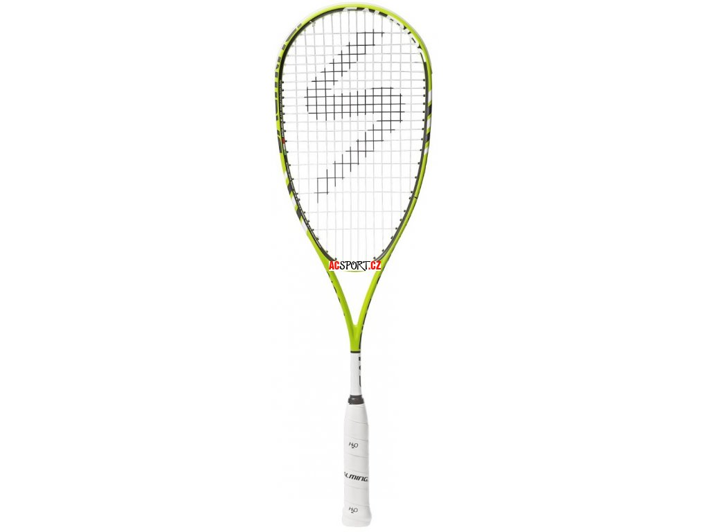 9638 salming fusione feather racket
