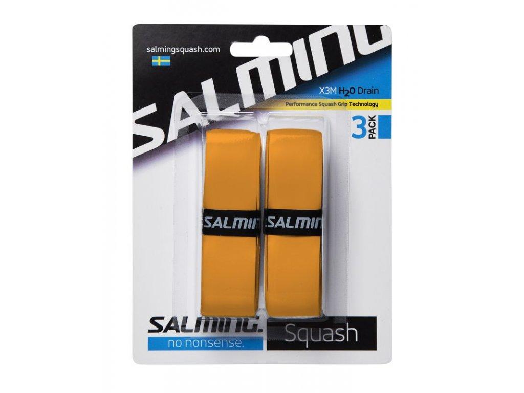 9659 salming x3m h20draingrip orange