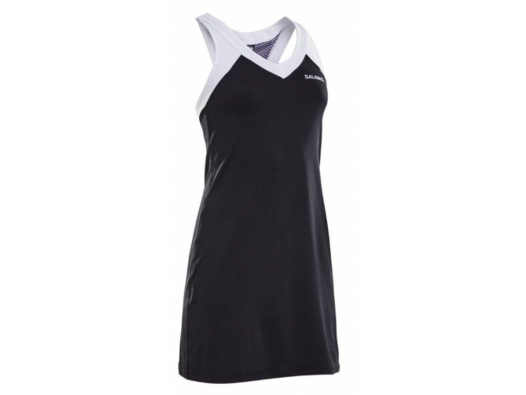 Salming Strike Dress Black (Barva Černá, Velikost XS)