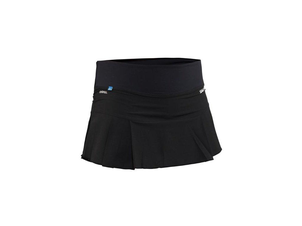 Salming Strike Skirt Black (Barva Černá, Velikost XS)