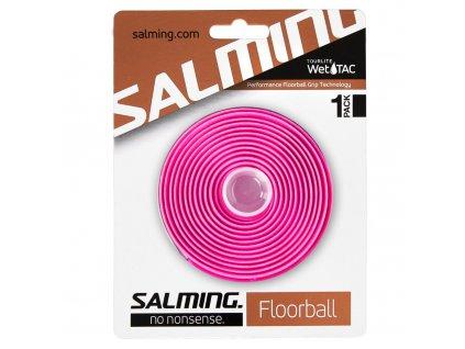 Salming TourLite WetTac Grip (Barva Růžová)
