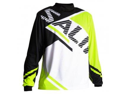 Salming Atilla Goalie Jersey SR Yellow/Black (Velikost XXL)