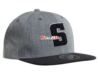 10505 salming carlton cap grey