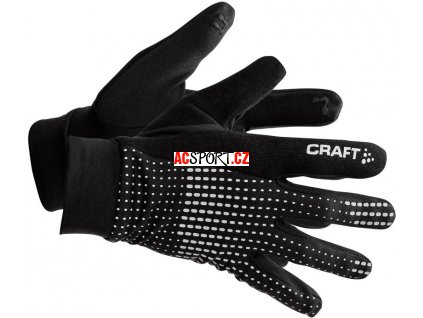 craft thermal glove black