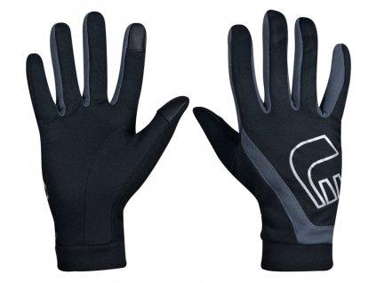 NEWLINE Thermal rukavice - černá