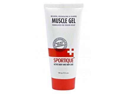 sportique muscle gel