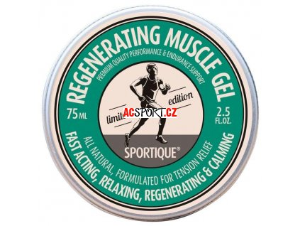 sportique regenerating muscle gel
