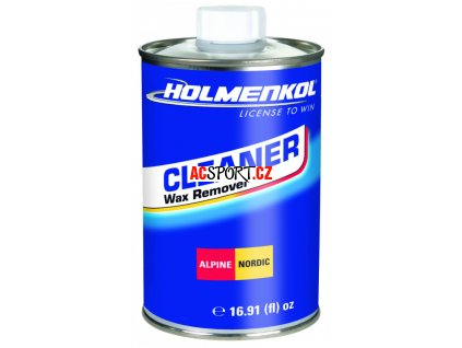 HOLMENKOL Cleaner Wax Remover