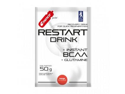 PENCO RESTART DRINK 50G Pomeranč - Regenerační nápoj