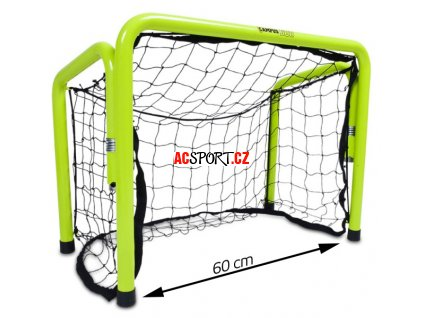 15222 salming campus 600 goal cage fluo green