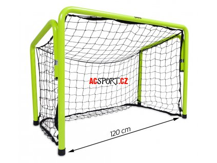 15225 salming campus 1200 goal cage fluo green