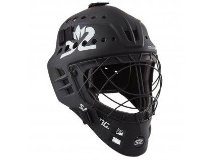 Salming Phoenix Elite Helmet Black