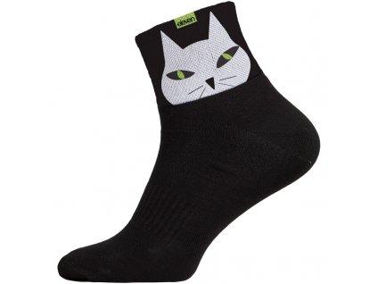 ponozky huba cats