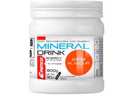 PENCO MINERAL DRINK 900G pomeranč - iontový nápoj