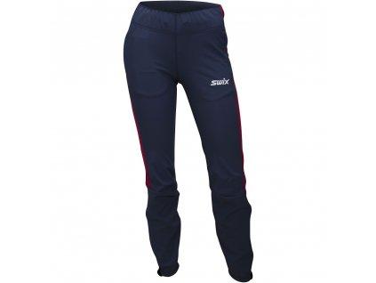 SWIX QUANTUM PERFORMANCE dámské kalhoty - tmavě modré