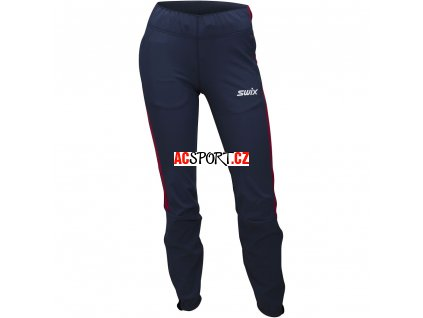 Swix QUANTUM PERFORMANCE W dámské kalhoty - tmavě modré