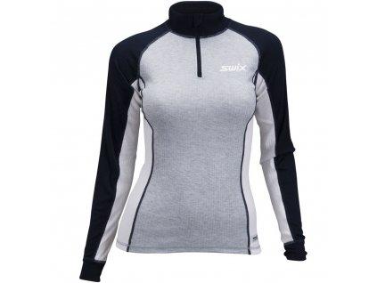 Swix RACEX Bodywear LS - šedé
