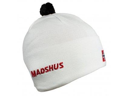 madshus 1920 accessories ski hat white