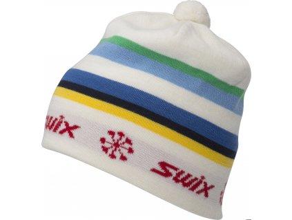 SWIX Gunde čepice - White