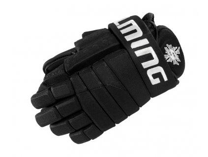 Salming Gloves M11 Black (Velikosti rukavic Velikost 12)