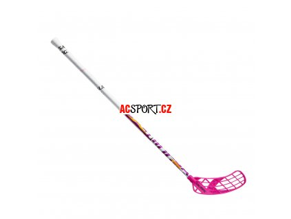 Salming Q5 X-Shaft KickZone TipCurve 3° JR (16') (Délka 103 (92) cm, Strana Pravá)