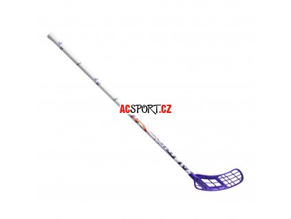 Salming Q3 X-Shaft KickZone TipCurve 3° (Délka 111 (100) cm, Strana Pravá)
