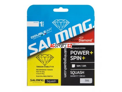 9656 salming rough diamond string single