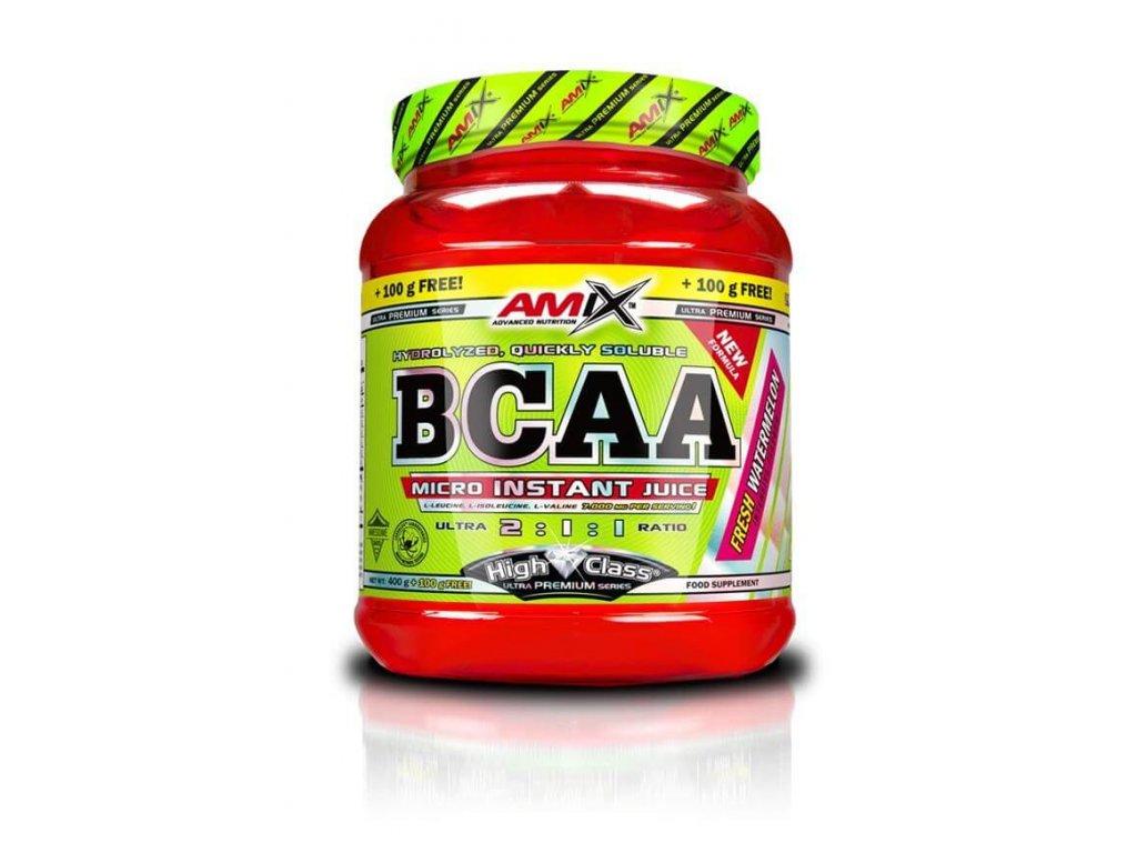 Amix BCAA Micro Instant Juice 400 g (Obsah 400 g, Příchuť fruit punch)