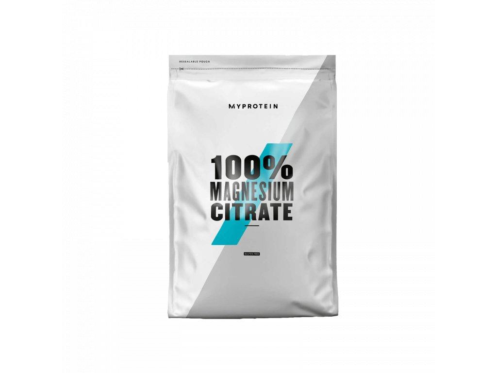 Myprotein Magnesium Citrate (Obsah 500 g, Příchuť bez příchutě)