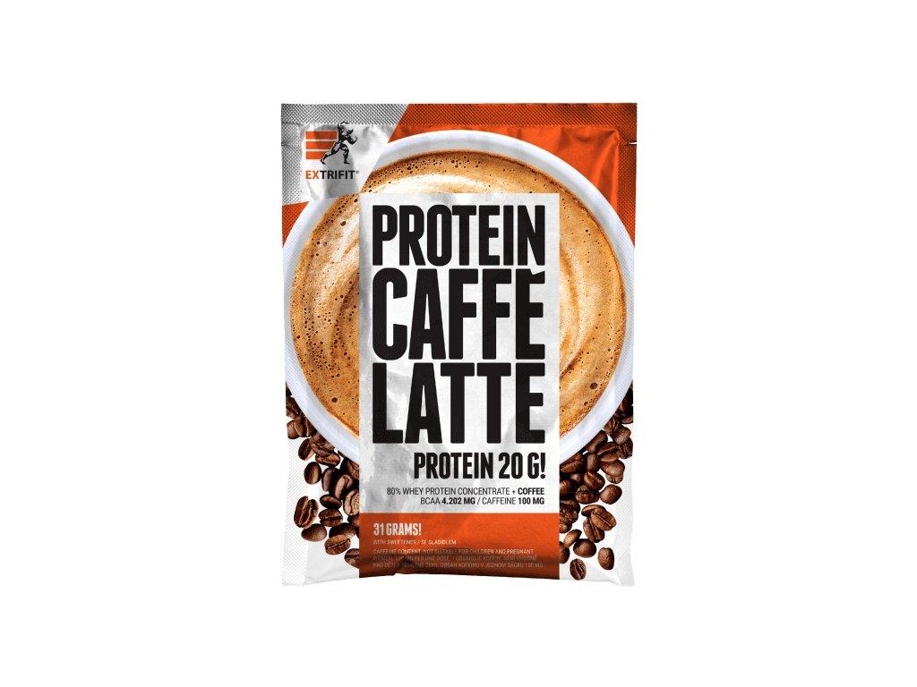 Extrifit Protein Caffé Latte 80 (Obsah 31 g)