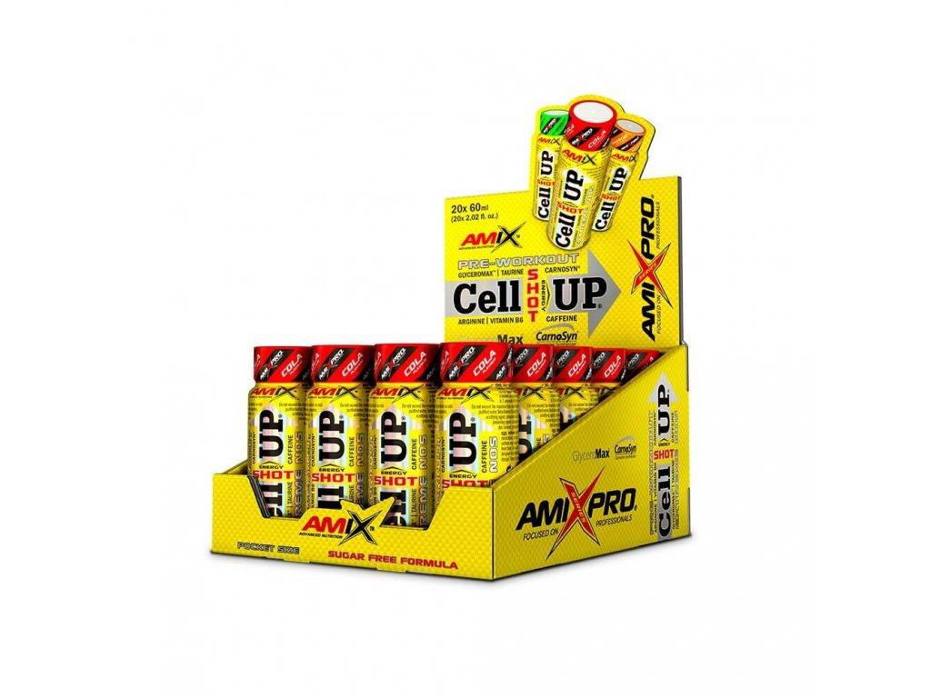 Amix CellUp® (Obsah 60 ml, Příchuť mango)