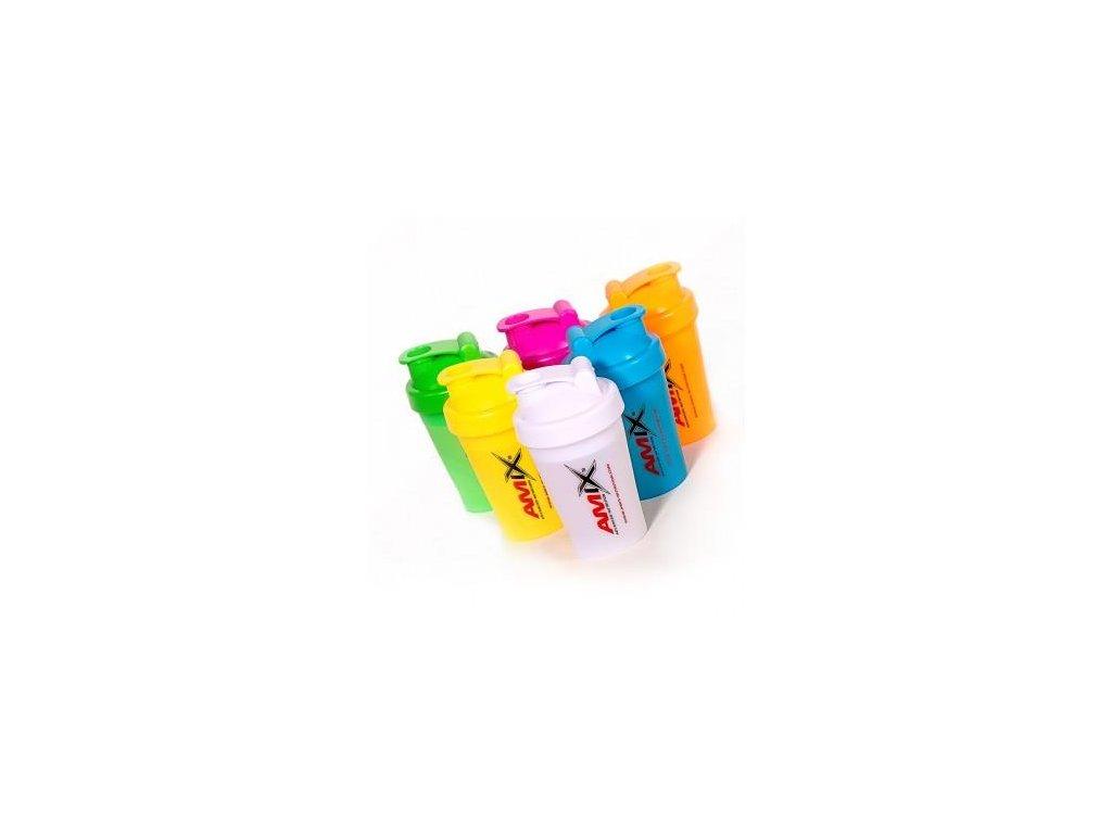 AMIX Shaker Color 300ml (Barva Žlutý, Obsah 300 ml)
