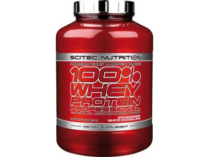 Scitec Nutrition 100% Whey Protein Professional (Obsah MASTER)