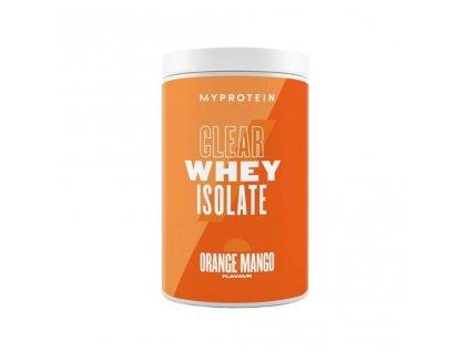 MyProtein Clear Whey Isolate 500g (Obsah 500 g, Příchuť pomeranč-mango)