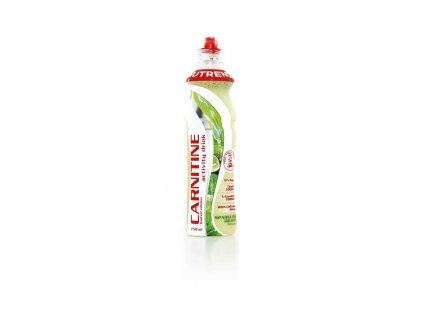 Nutrend Carnitine Activity drink with caffeine 750ml (Obsah 750 ml, Příchuť zelený čaj + bezinka)