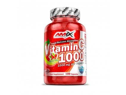 615 1 amix vitamin c 1000mg 100 kapsli