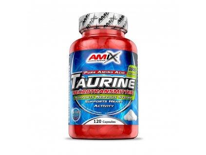 Amix Taurine (Obsah 360 kapslí, Příchuť bez příchutě)