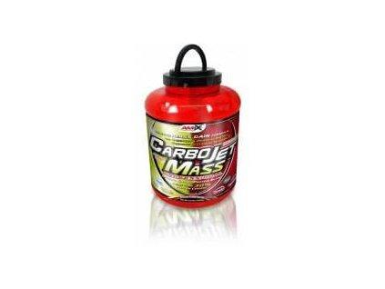 AMIX CarboJet Mass Pro (Obsah 3000 g, Příchuť vanilka)