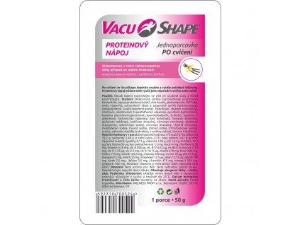 proteinovy napoj vacushape