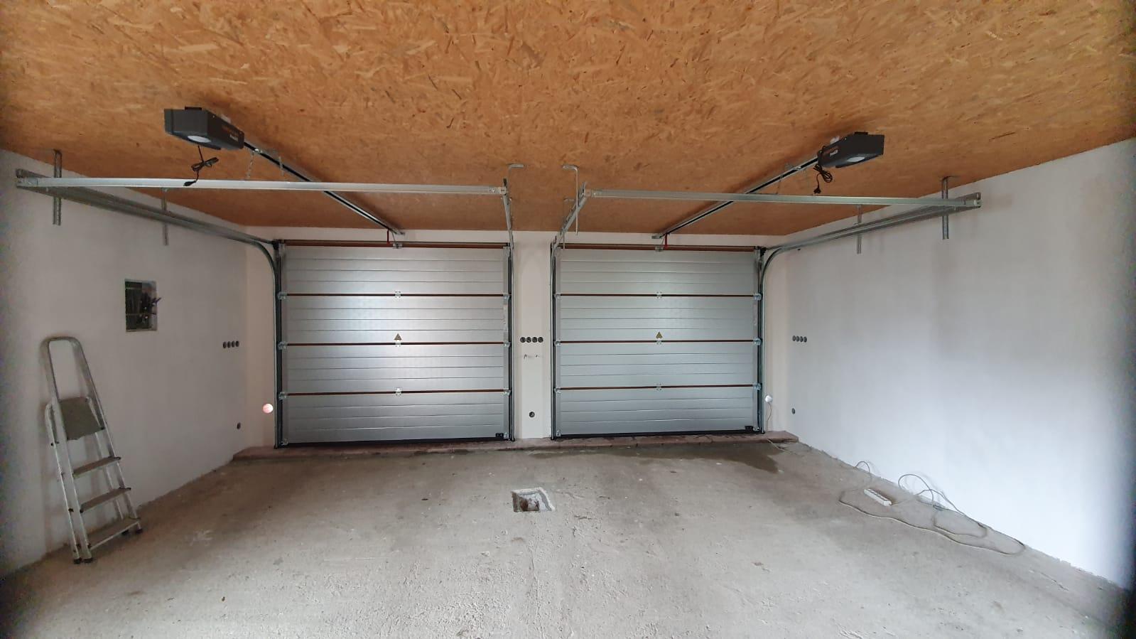 Jak udržovat péči o garážová a průmyslová vrata?