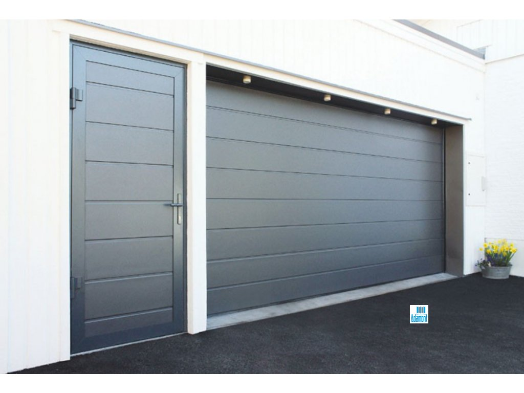 doorhan bocni garazova dvere