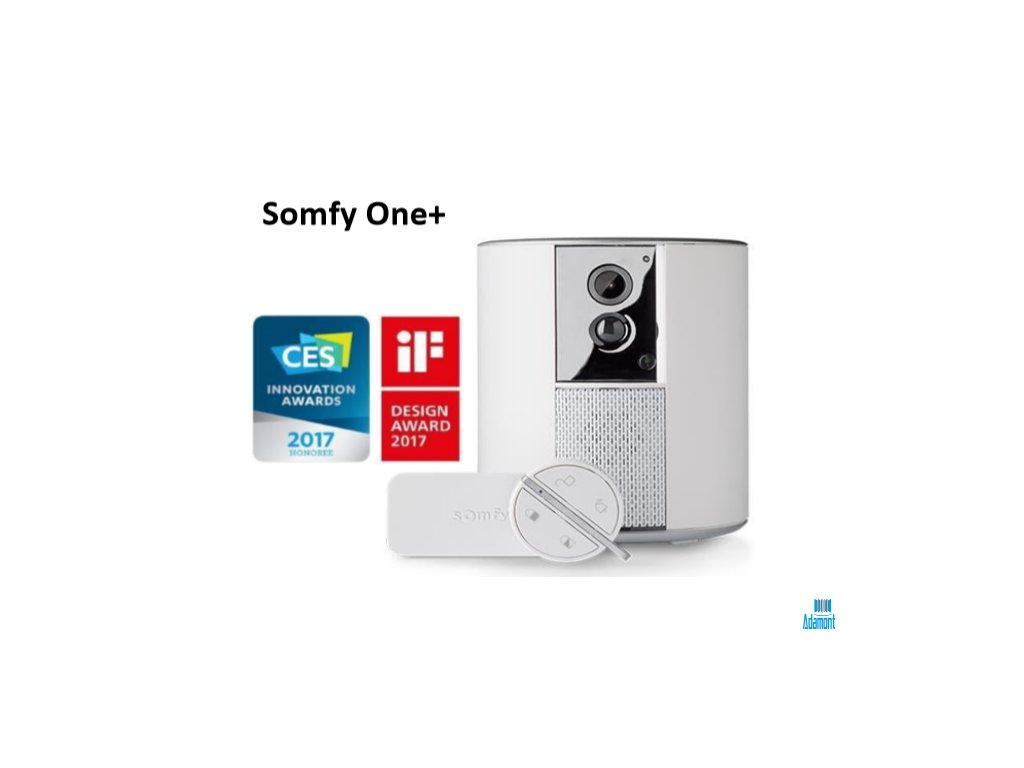 somfy one +