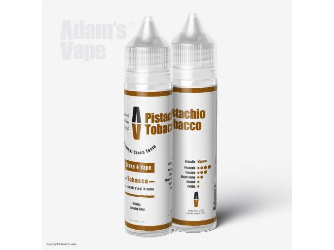 Adams Vape Pistachio Tobacco