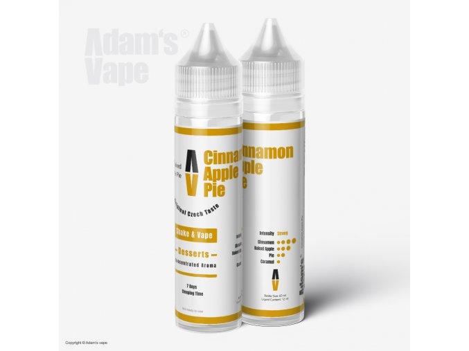 Adams Vape Cinnamon Apple Pie