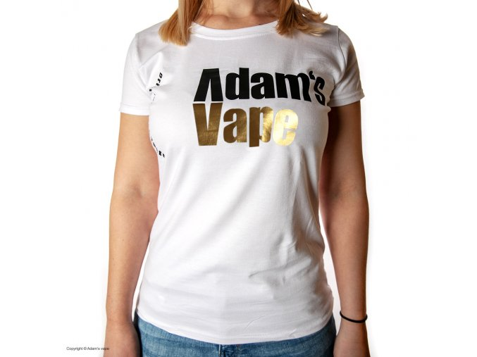 Adams Vape Triko Fluffy Tobaco edition damske 01